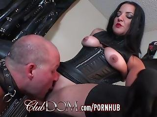 Bondage, Sperme, Femdom, Fétiche, Hardcore, Maîtresse