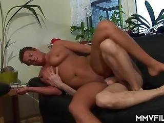German Mature Amateur Couple Homemade Sex Tape