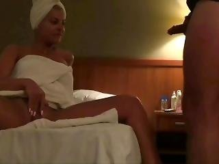 Stepbrother Fuck Me In The Hotel Room , Lot Of Sperm