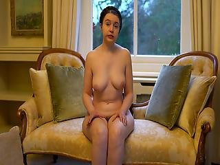 Victoria Bateman Naked Feminist And Ant-brexit Campaigner