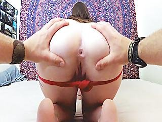 Asshole Worship And Anal Bead Insertion