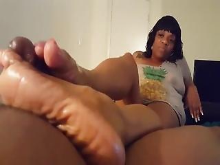 porr knubbiga fötter