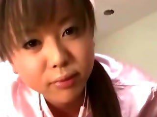 Japanese Nurse Bukkake Loving Hottie