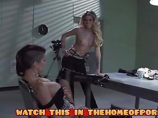 [hot And Mean] Hot Cop Mean Cop - Jessa Rhodes & Kayla Carrera & Kendra Jam