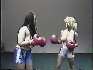 Ftv Tara Vs Deena Big Boob Boxing