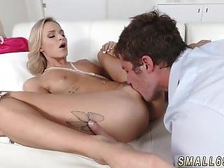 Blonde Big Tits Blowjob And Awesome Double Blowjob And Pov Blowjob Cum