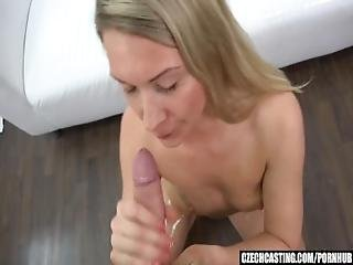 Girl In Love Cheating On Casting Couch