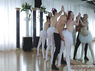 Crony Ballerinas
