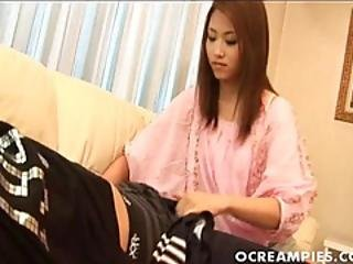 Young Iori Mizuki Keeps Dick In The Throat For Hours  - More At Hotajp.com
