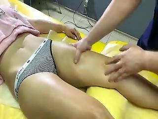 Wonderful And Sexy Massage