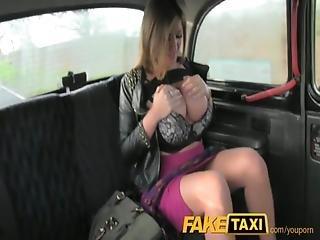 Fake Taxi Girl Fucked