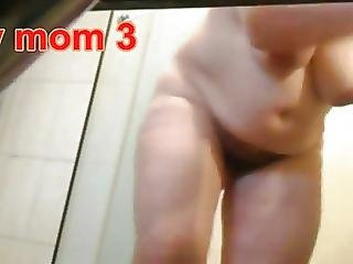 Spy My Naked Mom In Shower 2xx