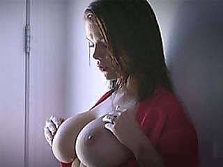 Massage Exam Performed On Busty Pornstar Babe Peta Jensen