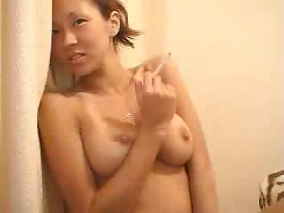 Sexy Cam Smoker