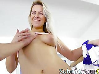 Nikkys Footjob Makes Bf Horny And He Gives Her Good Dicking
