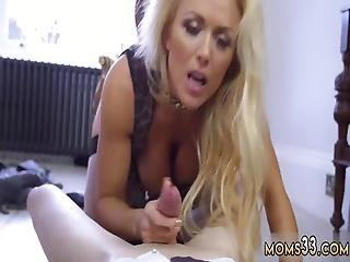 Milf Tits And Gets Cum Inside Having Her Way With A Rookie
