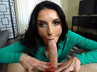 My Lonely And Sad Stepmom Sucks And Rides My Hard Cock