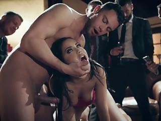 Escort Babe Alina Lopez Fucked Hard In Public
