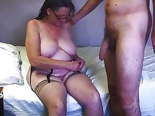 Sucking Grandma
