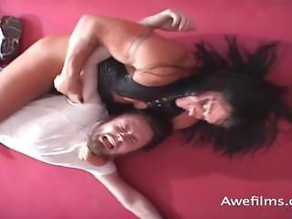Fbb Melody Wrestling Part 1