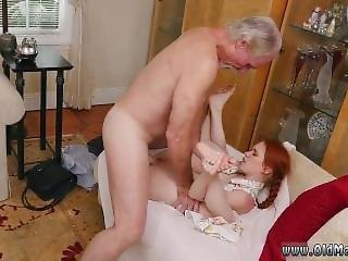 Old Man Double Penetration First Time Online Hook-up