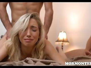 Mormon Teen Zoe Parker Punished After Being Caught Fucking Boyfriend
