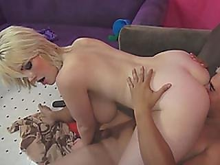 Blonde With Big Tits Slut Enjoys In Hot Sixty Nine