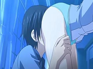 Japonský anime sex