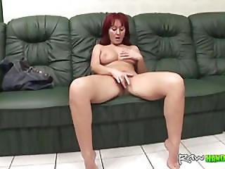 Sexy Caretaker Slammed By One Legged Man