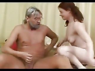Stp3 Daddy Catches Her In A Horny Mood