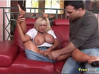 Big Tit Granny Craves A Good Fucking
