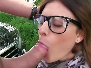 Real Hookers In Europe Paid To Fuck On Camera