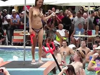 Insane Wet-t Naked Sluts Key West Final Round