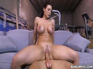 Small Tit New Mama Kendra Lust Gives Step Son Best Fuck Ever