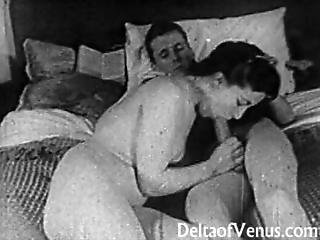 1950s Pussy Vintage