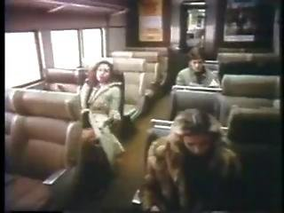 Two Guys Rape Females On The Public Train