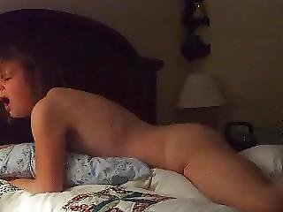 Amateur Pillow Humping
