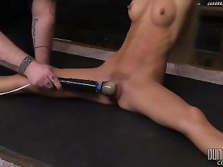 Kenzie Reeves - Dungeoncorp Bdsm - A Fine Piece Of Bound Meat 2