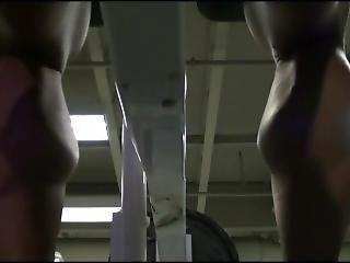 Massive Diamond Shaped Calves By Ldr, Fbb And Fitness Pro