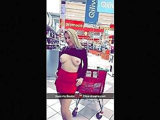 Flashing Dirty And Sexy Snapchats