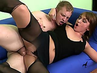 Slutty Stepsister Lexie Owens Getting Fucked Rough By Her Angry Stepbrother