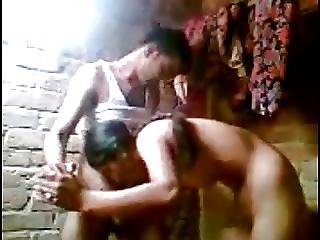 Desi Girl Bathing And Fucking With Bf