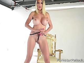 Claudia Valentines Big Tits