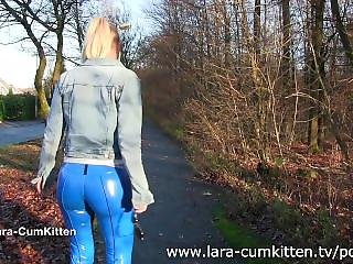 Leggingswalk