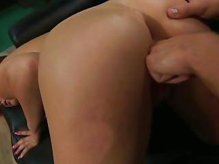 Hot And Horny Gets Sex On Sofa