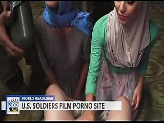 U.s Soldiers Film Porno Site Leaked
