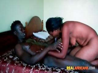 Hjemmelavet interacial sex