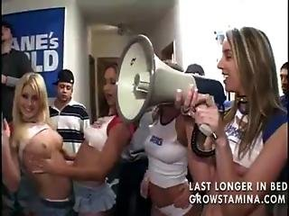 Pornhub college orgy