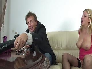 Autsch Der Dildo Deal Mit Laura