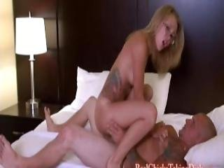 Carrie Taking A Dick